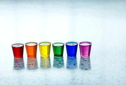 Liquid Pigments